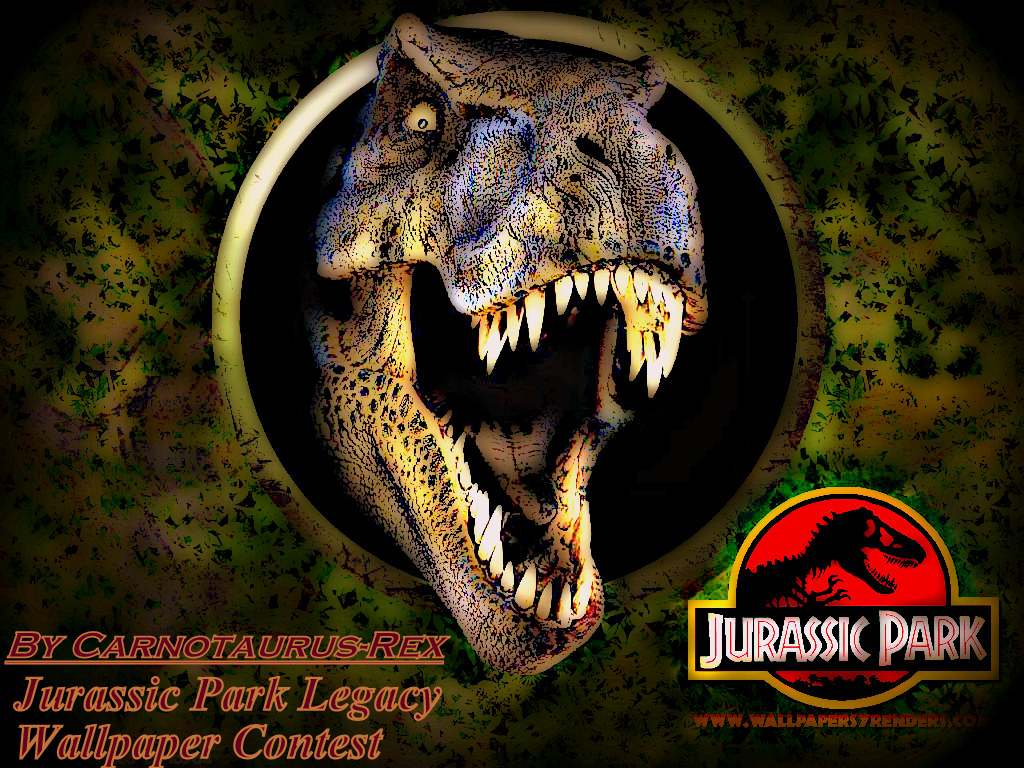 Jurassic Park Legacy Tyrannosaurus Head (Comic) by ...
