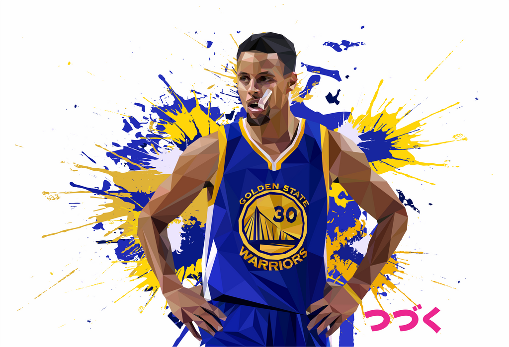 Golden State Warrior Stephen Curry >> Stephen Curry Art   www.pixshark.com - Images Galleries With A Bite!