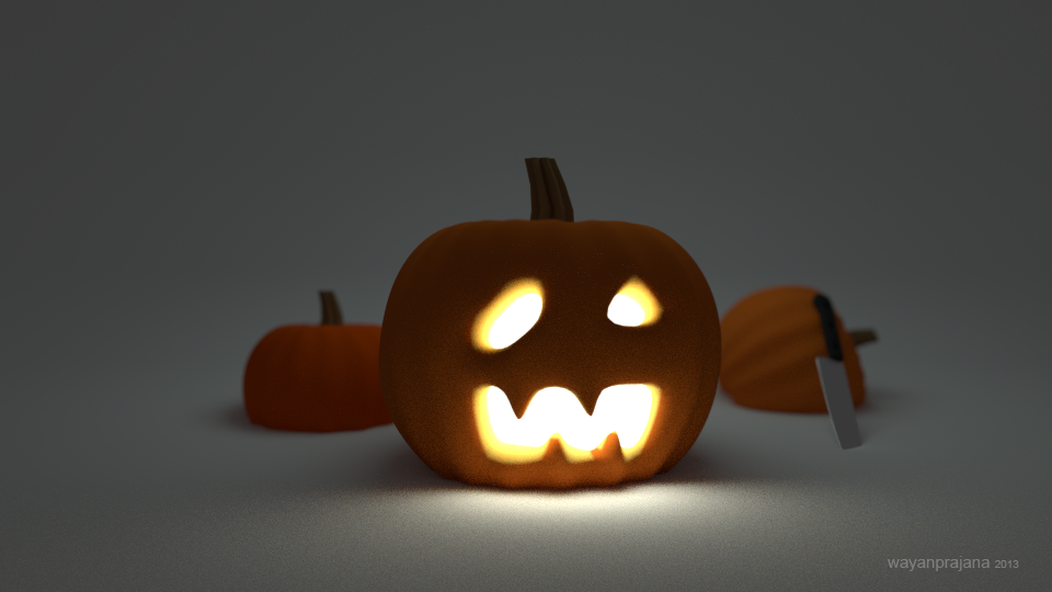 Pumpkin by wayanprajana