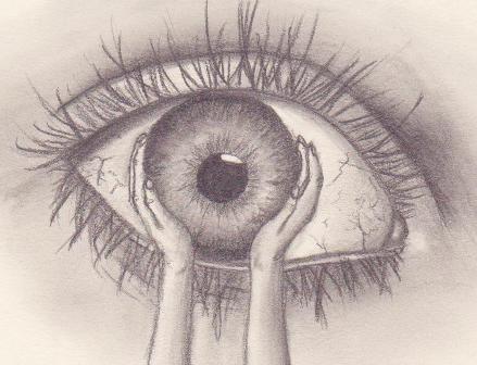 Eye Sketch by LyonsGate