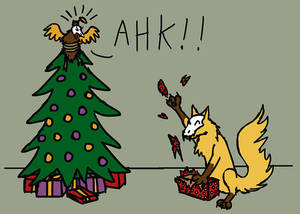 A Very Ahkward Christmas
