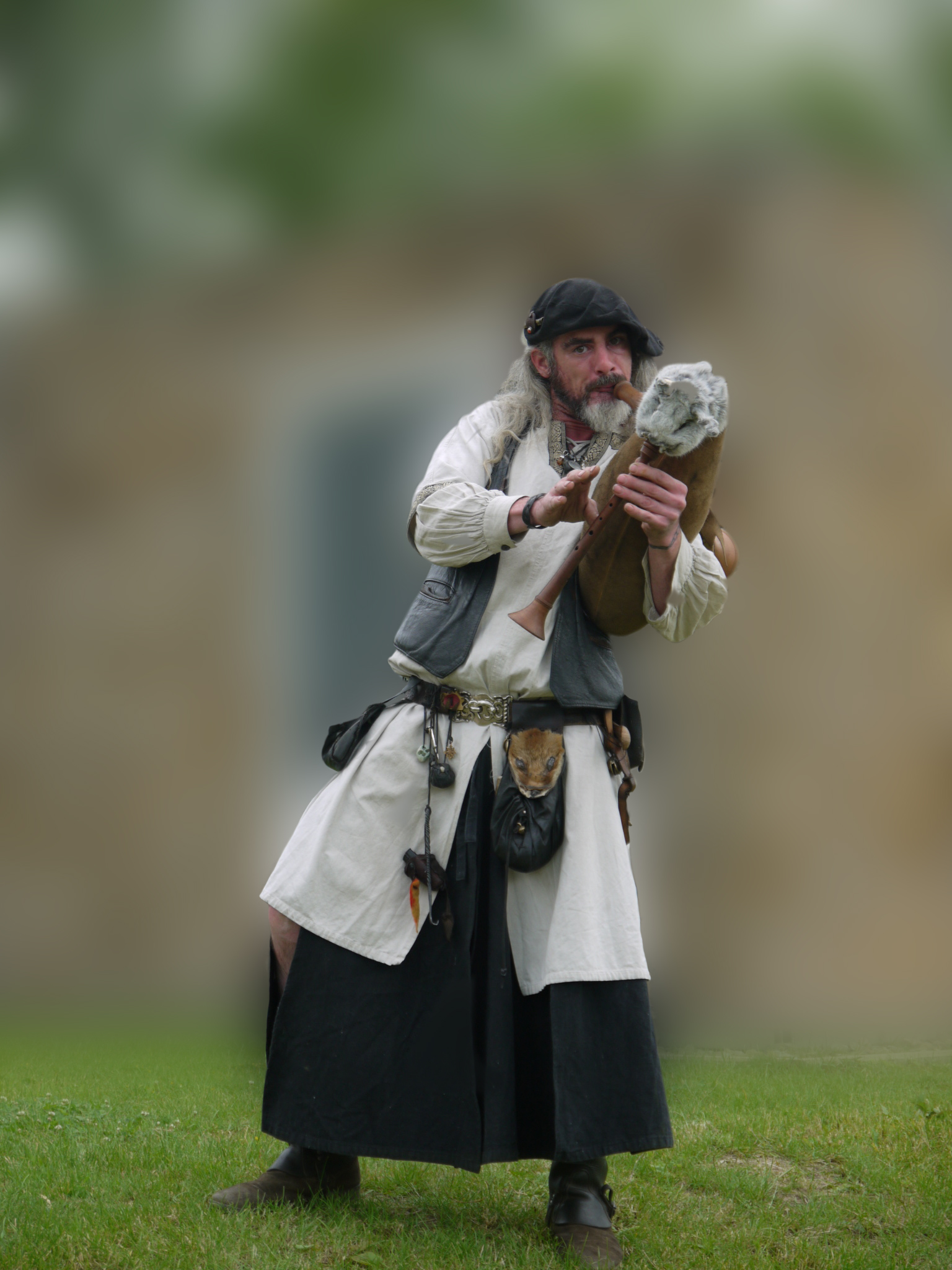 Medieval Gleeman by Dragoroth-stock