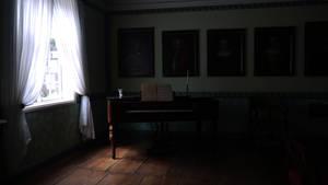 The piano room 2