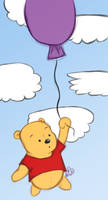 POOH BEAR by musicianboy