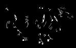 F2U pixel Black Wolf