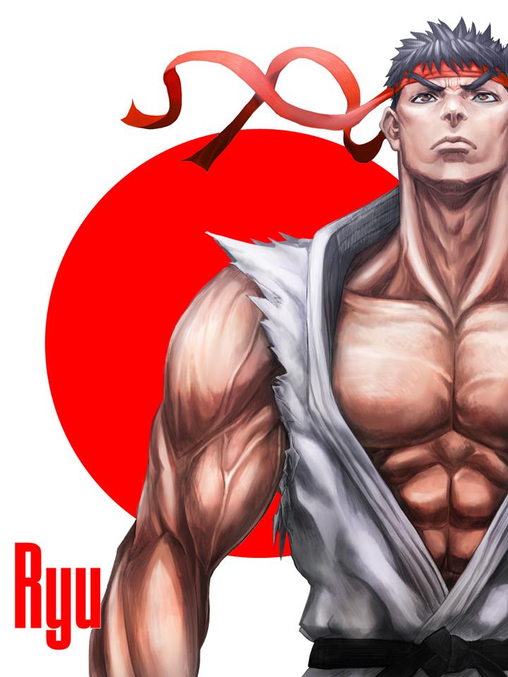 Ryu by luckfield