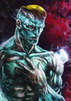 Frankenstein's Monster by luckfield