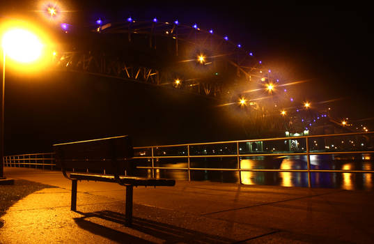Blue Water Bridge - 2