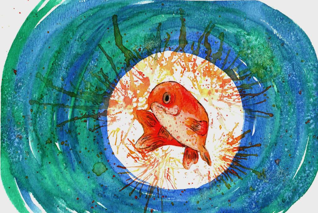 Fish Flush by Moxie32