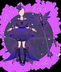 ...Magical Magpie Mistress...Adopt / CLOSED
