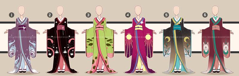 ...Of Sun and Moon...Kimono Adopts 0/6 CLOSED