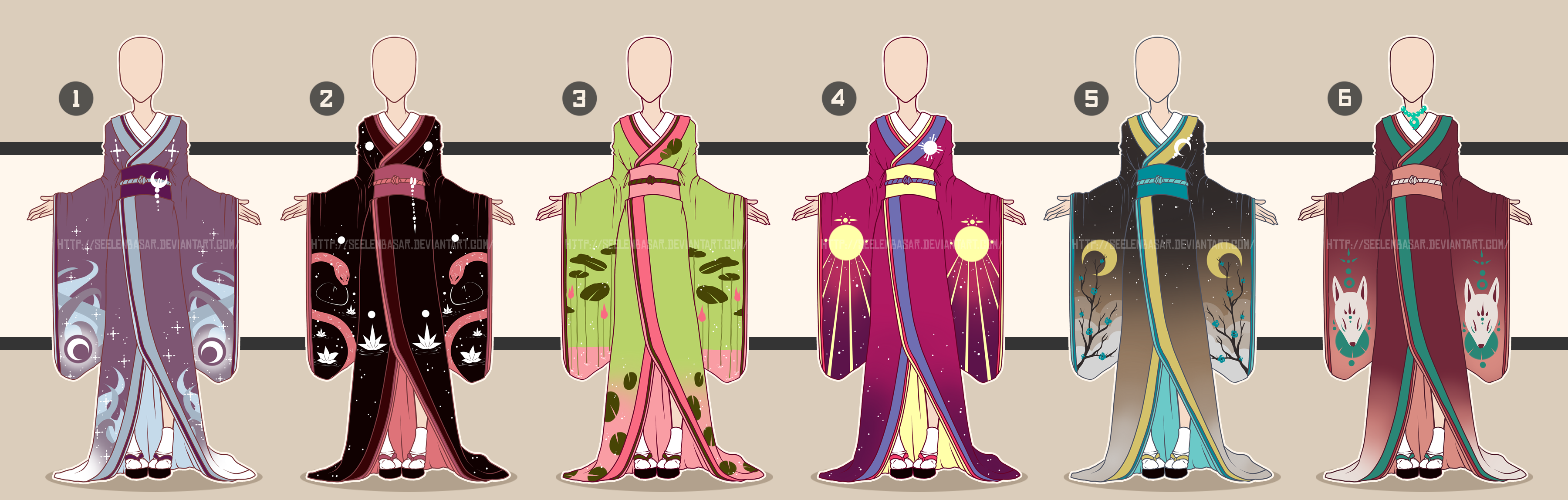 Fashion 2017 clothes - Of Sun And Moon Kimono Adopts 0 6 Closed By
