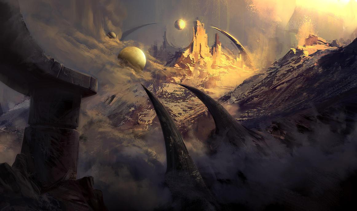 Main Element by sinakasra