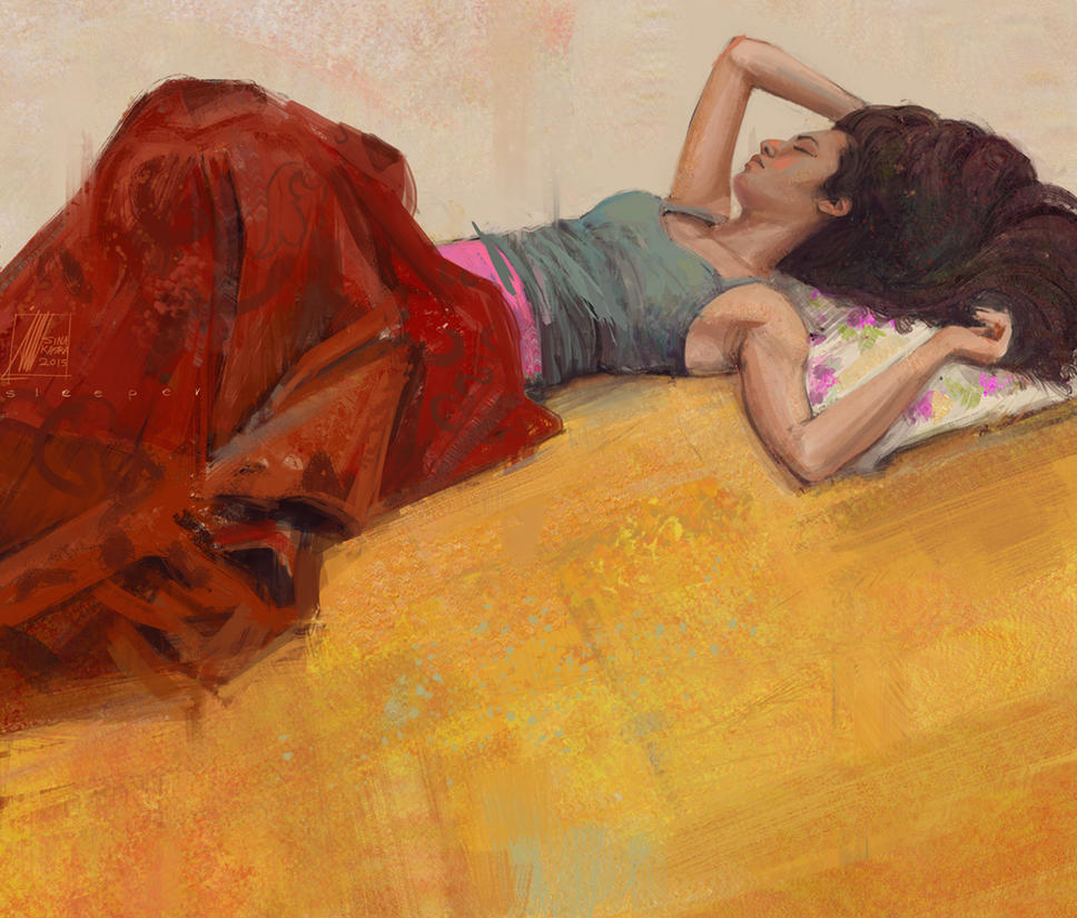 Sleeper by sinakasra
