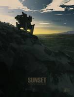 Sunset 3 by sinakasra