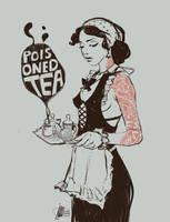 Poisoned Tea by sinakasra