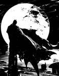 Batman by sinakasra