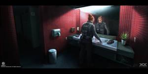 Rainbow Six Siege - The Playbook - Concept Art 02
