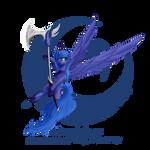 Princess Luna - Huntress of Nightmares