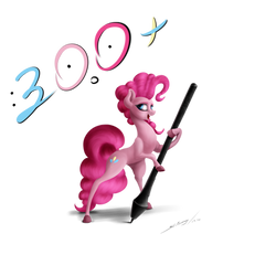 Pinkie Pie 300 Watchers