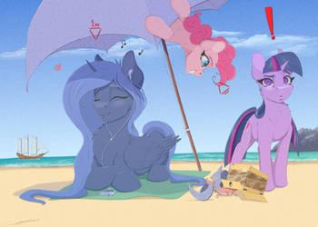 MGS5: Pony