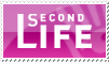 SecondLife - Stamp by Laletizia