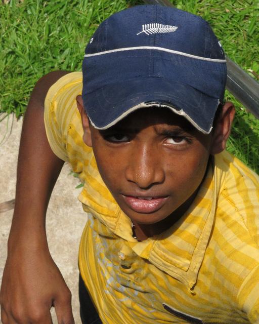 Portrait of a boy (IMG 0187b). by Denish-C