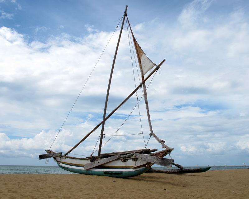 Fishing boat by Denish-C
