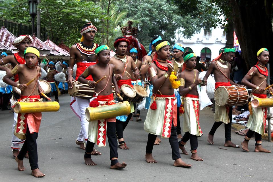 Kandy Perahera, Sri Lanka (1) by Denish-C