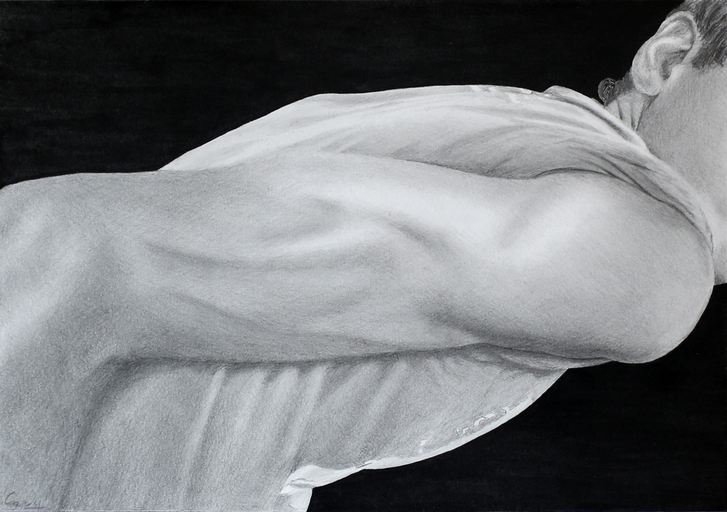 Bodyscape 13 - *His Upper Arm* by Denish-C