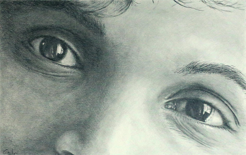 *The Eyes* by Denish-C