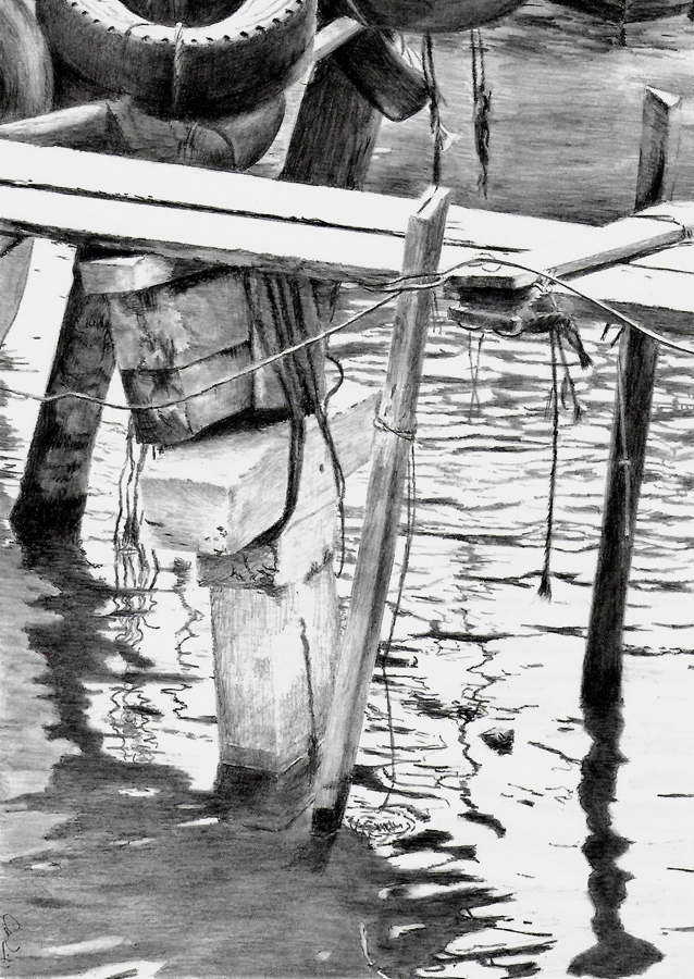 *Fisherman's Jetty* by Denish-C