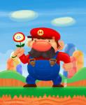 Mario from Super Mario Bros