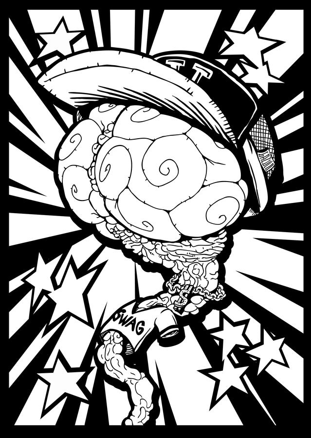 Cerebro by Tonquez