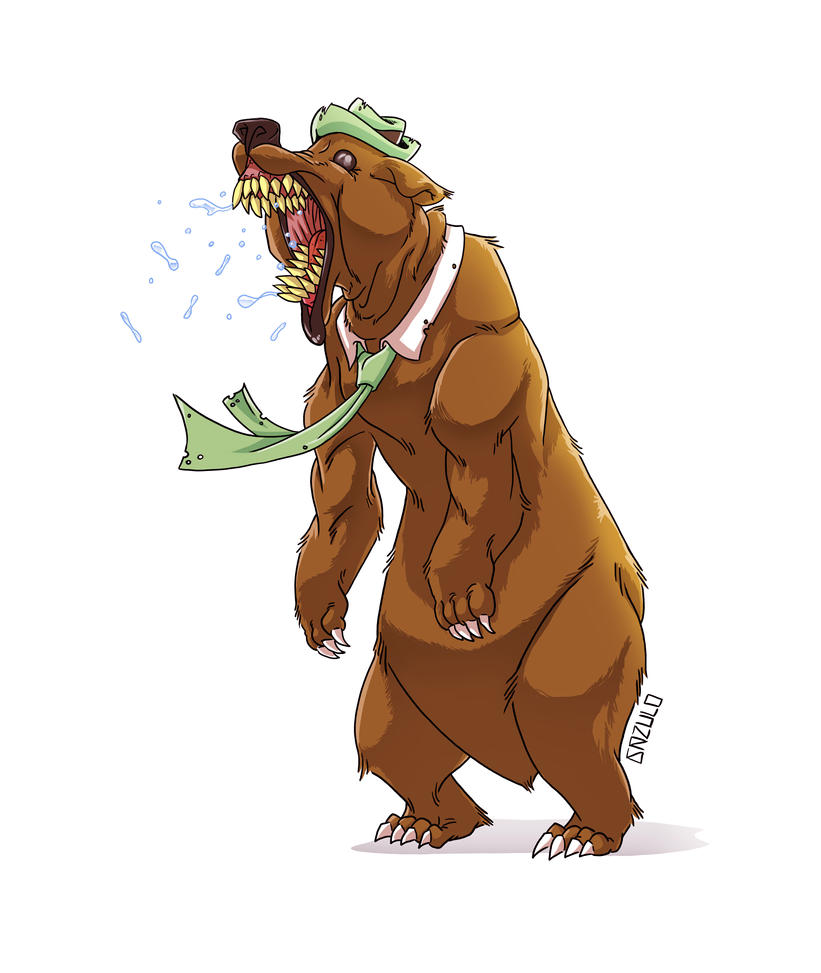 Yogi the Bear by Tonquez