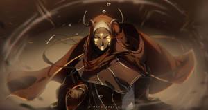 The Allusean Monarch by Myth-Keeper