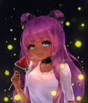 commission - Fireflies