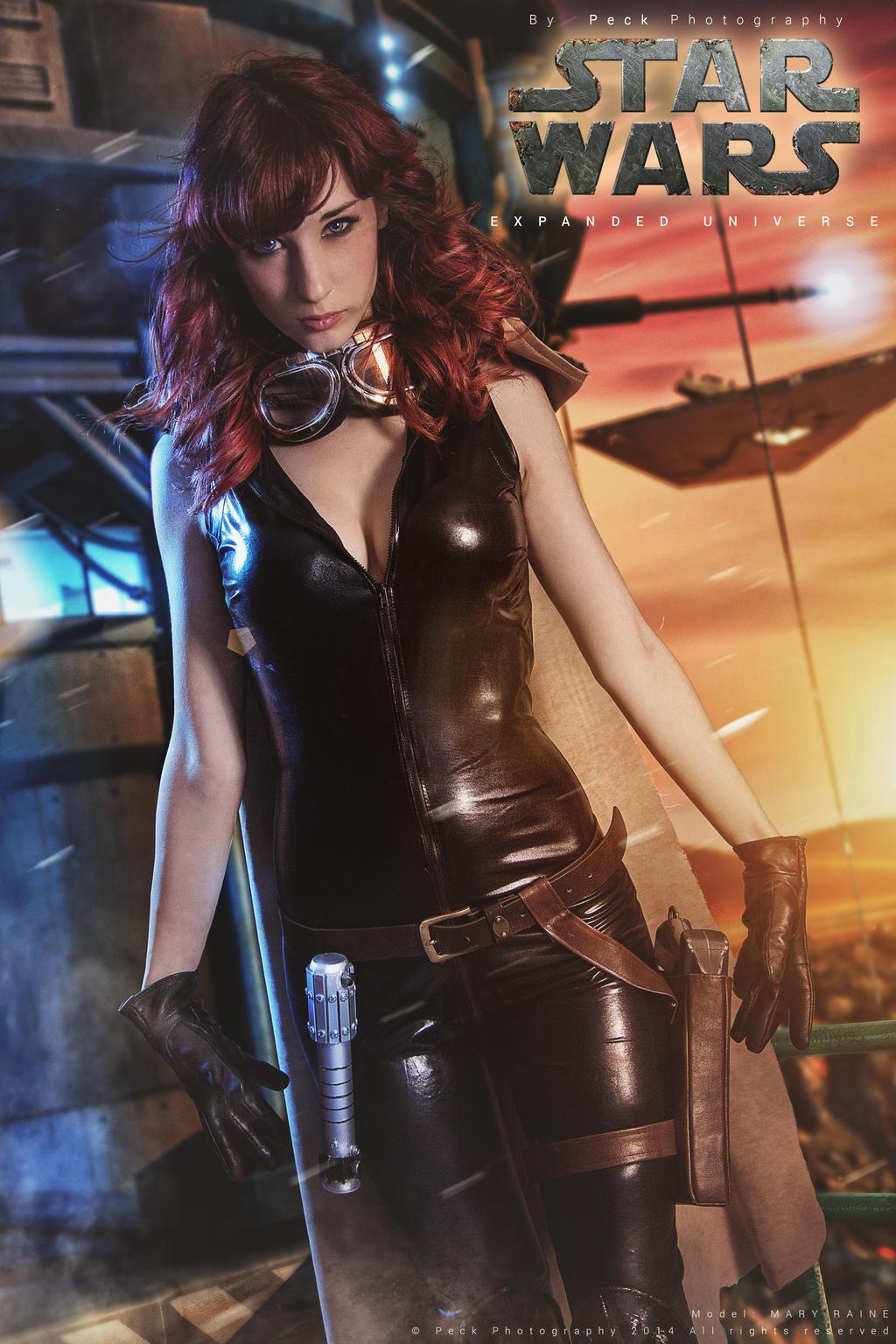 Star wars mara jade cosplay nude
