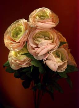 Silk Floral No. 4
