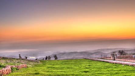 Jordan valley HDR