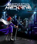 Cosmic Star Heroine - Cover art