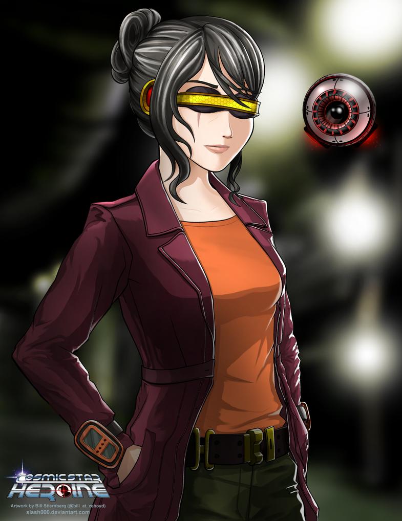 Arete - Cosmic Star Heroine by slash000