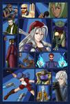 Cosmic Star Heroine character images