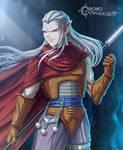 Magus - Chrono Trigger fan art by slash000