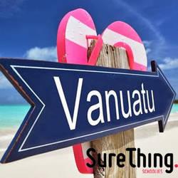 Sure Thing Vanuatu Holiday