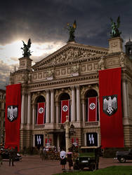 Nazi? In Lviv? Again? by Svitozar