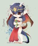 Tiamat Goddess Chibi