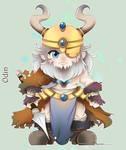 Odin Chibi