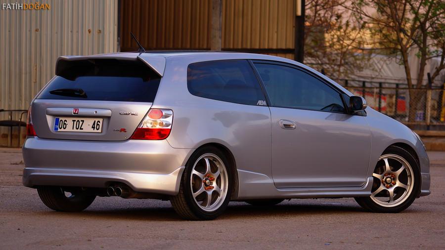 Honda Civic EP2 by semsas on DeviantArt