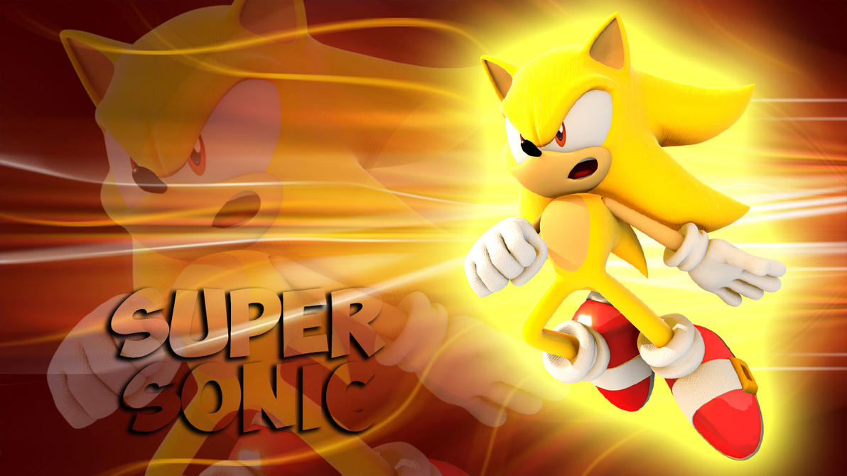 super sonic wallpaper fourth wallpaperhd by